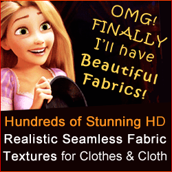 Realistic Seamless Fabric Texture Pack for 3D Clothes & Cloth